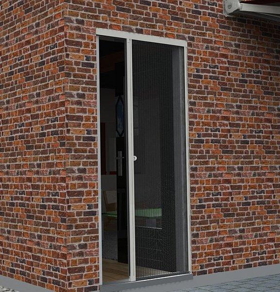 Hor voor naar binnendraaiende deur